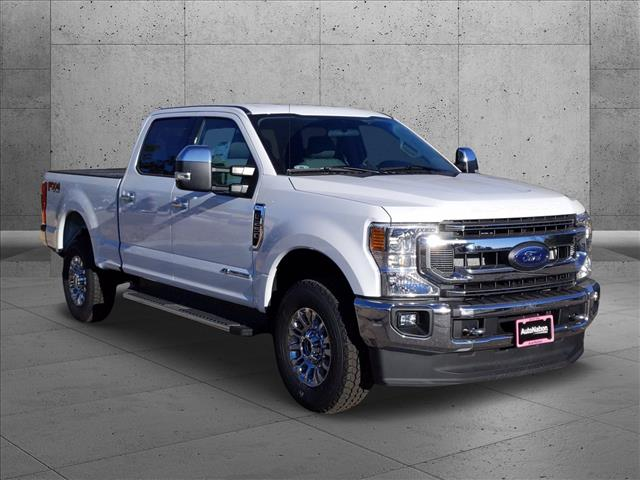2020 Ford F-250 Crew Cab 4x4, Pickup #LEE85324 - photo 8