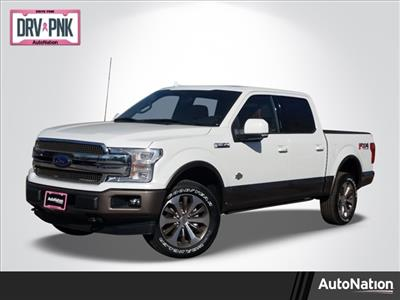 2020 Ford F-150 SuperCrew Cab 4x4, Pickup #LFA16668 - photo 1