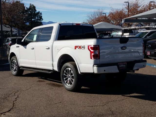 2020 F-150 SuperCrew Cab 4x4, Pickup #LFA16671 - photo 2