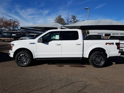 2020 F-150 SuperCrew Cab 4x4, Pickup #LFA16671 - photo 9
