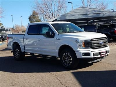 2020 F-150 SuperCrew Cab 4x4, Pickup #LFA16671 - photo 10