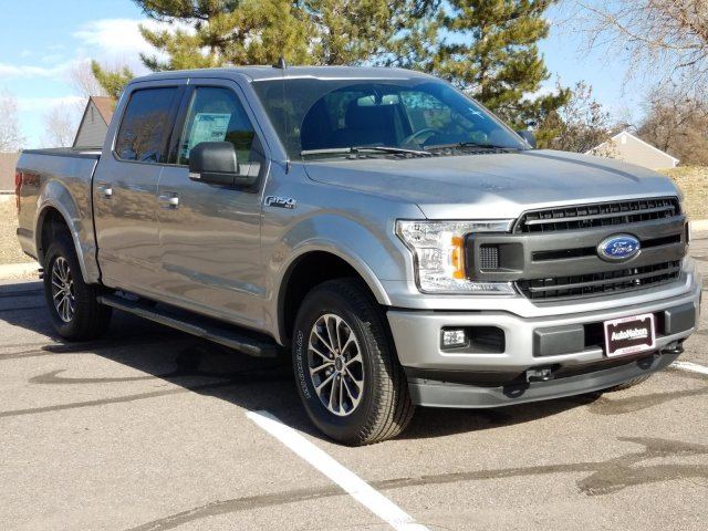 2020 F-150 SuperCrew Cab 4x4, Pickup #LFA16674 - photo 7