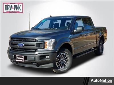 2020 F-150 SuperCrew Cab 4x4, Pickup #LFA16683 - photo 1