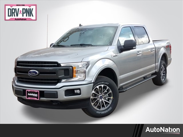 2020 Ford F-150 SuperCrew Cab 4x4, Pickup #LFA16684 - photo 1