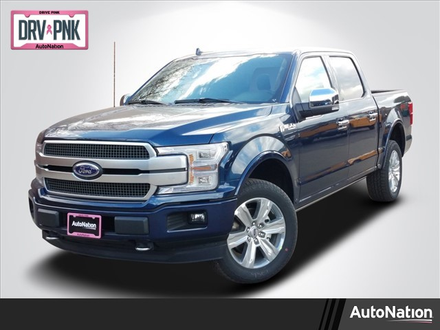 2020 F-150 SuperCrew Cab 4x4, Pickup #LFA16685 - photo 1