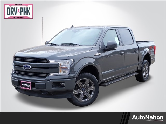 2020 F-150 SuperCrew Cab 4x4, Pickup #LFA16690 - photo 1