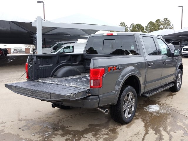 2020 F-150 SuperCrew Cab 4x4, Pickup #LFA16690 - photo 5