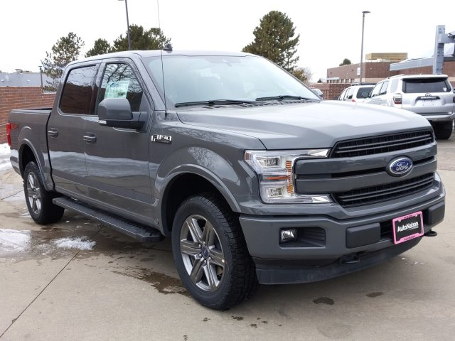 2020 F-150 SuperCrew Cab 4x4, Pickup #LFA16690 - photo 13