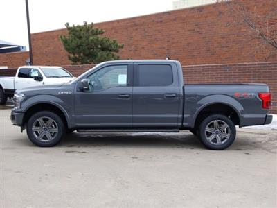 2020 F-150 SuperCrew Cab 4x4, Pickup #LFA16690 - photo 11