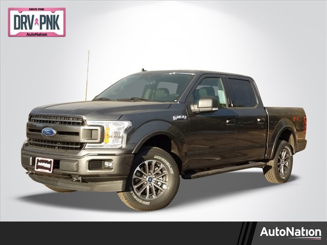 2020 F-150 SuperCrew Cab 4x4, Pickup #LFA39098 - photo 1