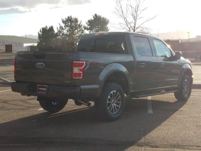 2020 F-150 SuperCrew Cab 4x4, Pickup #LFA39098 - photo 4