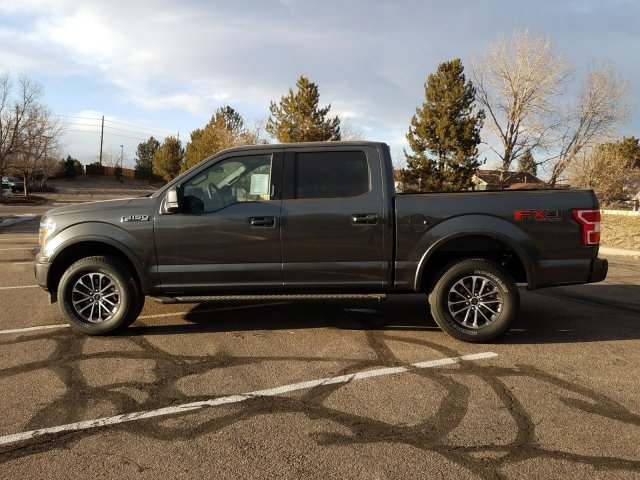 2020 F-150 SuperCrew Cab 4x4, Pickup #LFA39098 - photo 10