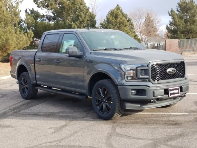 2020 F-150 SuperCrew Cab 4x4, Pickup #LFA62393 - photo 9