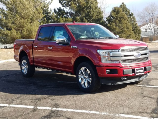 2020 F-150 SuperCrew Cab 4x4, Pickup #LFA62398 - photo 10