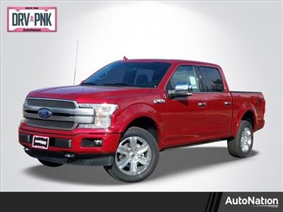 2020 F-150 SuperCrew Cab 4x4, Pickup #LFA62398 - photo 1