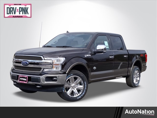 2020 F-150 SuperCrew Cab 4x4, Pickup #LFA79845 - photo 1