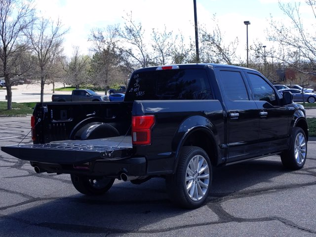 2020 Ford F-150 SuperCrew Cab 4x4, Pickup #LFB15585 - photo 4