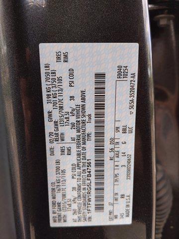 2020 Ford F-150 SuperCrew Cab 4x4, Pickup #LFB47561 - photo 24