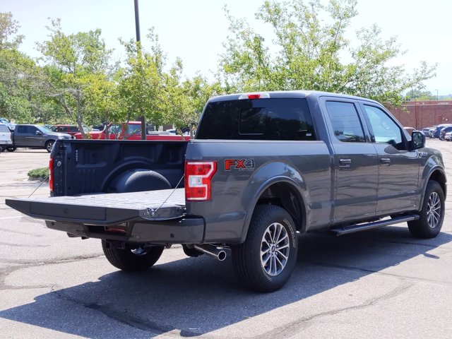 2020 Ford F-150 SuperCrew Cab 4x4, Pickup #LFB81687 - photo 4