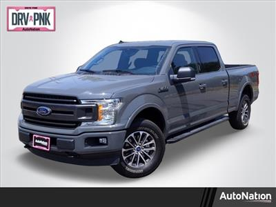 2020 Ford F-150 SuperCrew Cab 4x4, Pickup #LFB81687 - photo 1