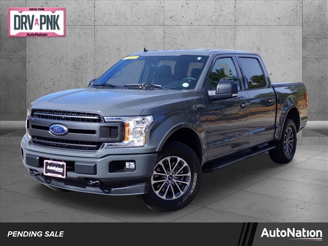 2020 Ford F-150 SuperCrew Cab 4x4, Pickup #LFB87247 - photo 1