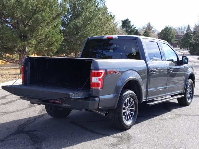 2020 Ford F-150 SuperCrew Cab 4x4, Pickup #LFB87247 - photo 4