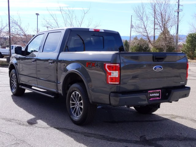 2020 Ford F-150 SuperCrew Cab 4x4, Pickup #LFB87247 - photo 2