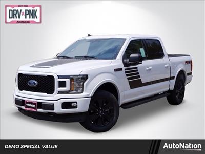 2020 Ford F-150 SuperCrew Cab 4x4, Pickup #LFC22899 - photo 1