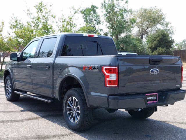 2020 Ford F-150 SuperCrew Cab 4x4, Pickup #LFC41703 - photo 2