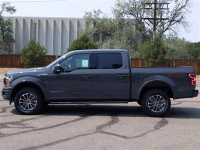 2020 Ford F-150 SuperCrew Cab 4x4, Pickup #LFC41703 - photo 10