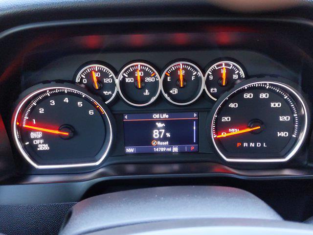 2020 Chevrolet Silverado 1500 Crew Cab 4x4, Pickup #LG309004 - photo 11