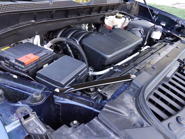 2020 Chevrolet Silverado 1500 Crew Cab 4x4, Pickup #LG309004 - photo 21