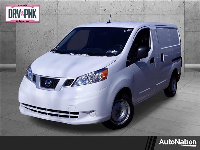 2020 Nissan NV200 4x2, Empty Cargo Van #LK699033 - photo 1