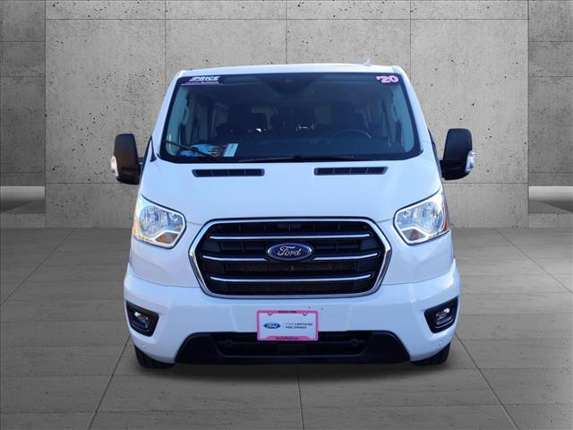 2020 Ford Transit 350 Low Roof AWD, Passenger Wagon #LKA05055 - photo 3