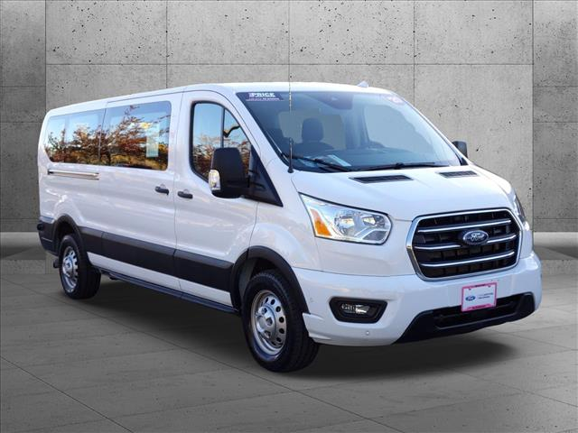 2020 Ford Transit 350 Low Roof AWD, Passenger Wagon #LKA05055 - photo 4