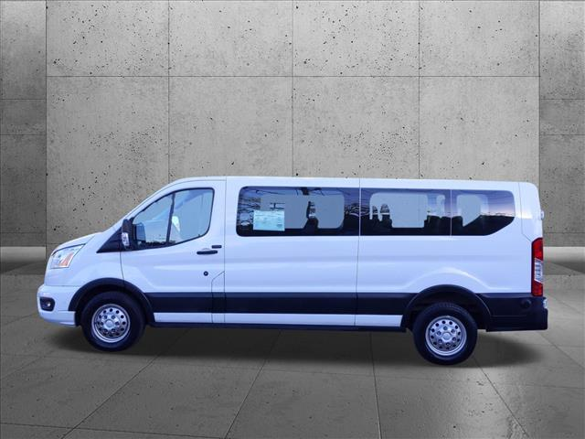 2020 Ford Transit 350 Low Roof AWD, Passenger Wagon #LKA05055 - photo 9