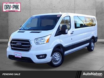 2020 Ford Transit 350 Low Roof AWD, Passenger Wagon #LKA05055 - photo 1
