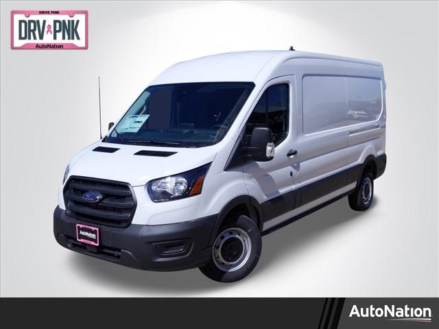 2020 Ford Transit 250 Med Roof RWD, Empty Cargo Van #LKA59243 - photo 1