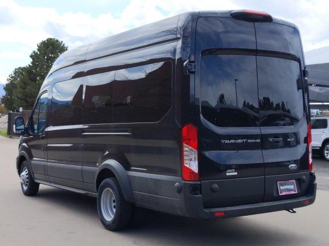 2020 Transit 350 HD High Roof DRW RWD, Passenger Wagon #LKA67181 - photo 1