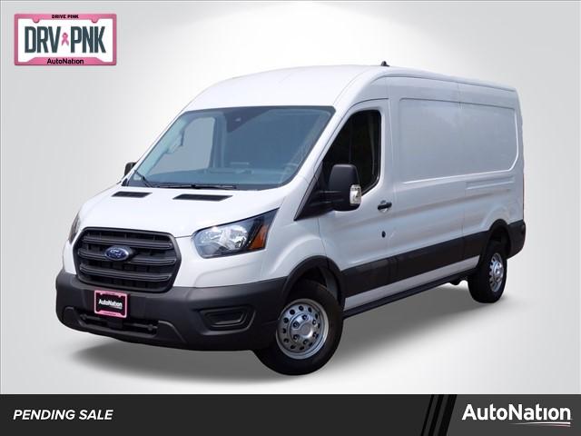 2020 Ford Transit 250 Med Roof AWD, Empty Cargo Van #LKA88587 - photo 1