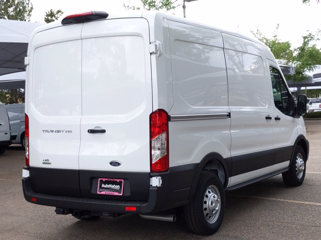 2020 Ford Transit 250 Med Roof AWD, Empty Cargo Van #LKA88588 - photo 4