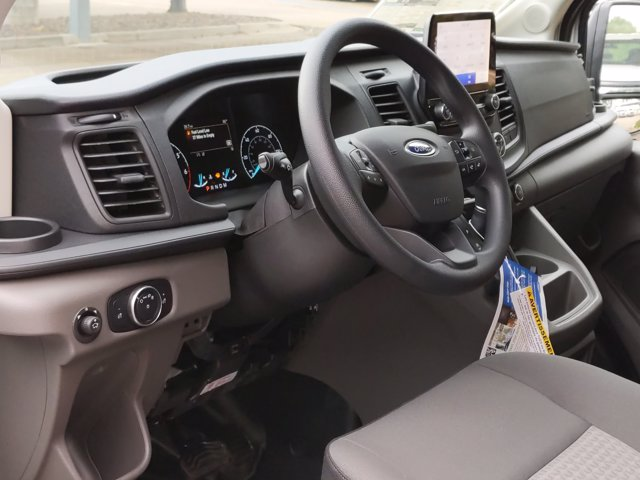 2020 Ford Transit 250 Med Roof AWD, Empty Cargo Van #LKA88588 - photo 3