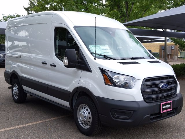 2020 Ford Transit 250 Med Roof AWD, Empty Cargo Van #LKA88588 - photo 8