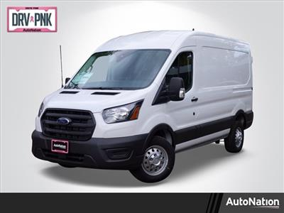 2020 Ford Transit 250 Med Roof AWD, Empty Cargo Van #LKA88588 - photo 1