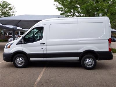 2020 Ford Transit 250 Med Roof AWD, Empty Cargo Van #LKA88588 - photo 6