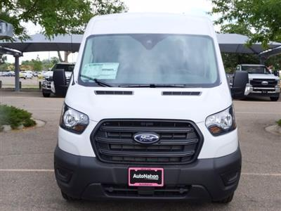 2020 Ford Transit 250 Med Roof AWD, Empty Cargo Van #LKA88588 - photo 7