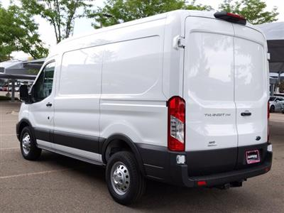 2020 Ford Transit 250 Med Roof AWD, Empty Cargo Van #LKA88588 - photo 10