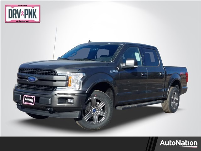 2020 F-150 SuperCrew Cab 4x4, Pickup #LKD09687 - photo 1