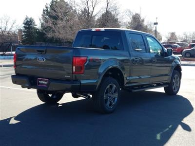 2020 F-150 SuperCrew Cab 4x4, Pickup #LKD09687 - photo 4