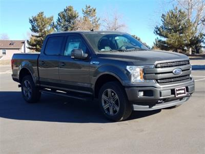2020 F-150 SuperCrew Cab 4x4, Pickup #LKD09687 - photo 11